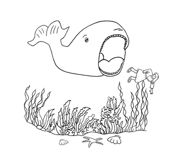 Bible coloring pages ing